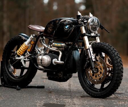 BMW R 100 RT und Ducati 848 Umbau von NCT Motorcycles