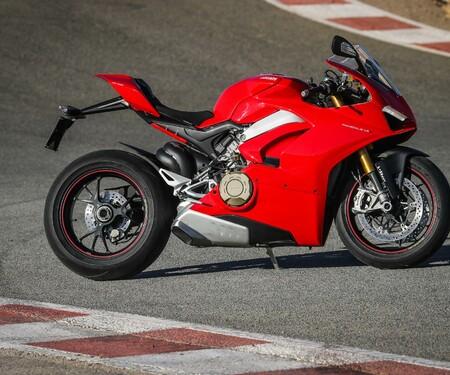 Ducati Panigale V4 Test und technische Daten