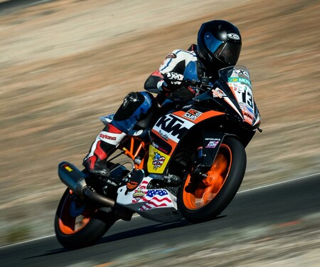 KTM RC390 Cup Almeria 2018