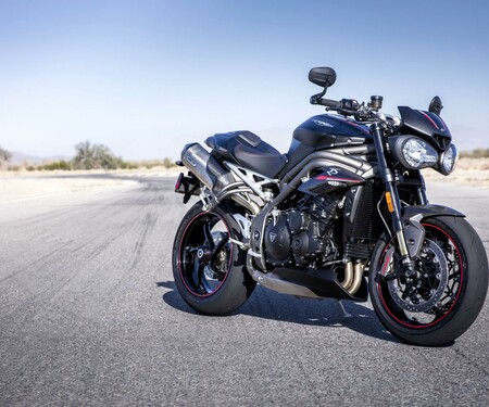 Triumph Speed Triple S und RS 2018