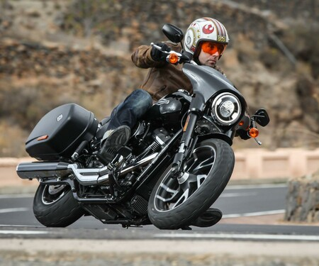 Harley-Davidson Sport Glide Test 2018