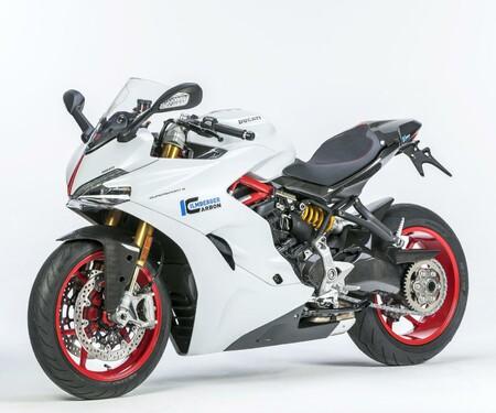 Ducati 939 Supersport Ilmberger Carbon Zubehör