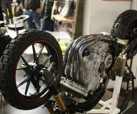 Motorräder Dortmund 2018 - Motorradmesse
