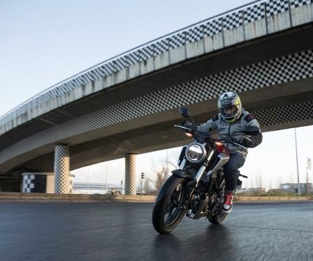 Honda CB125R Test 2018