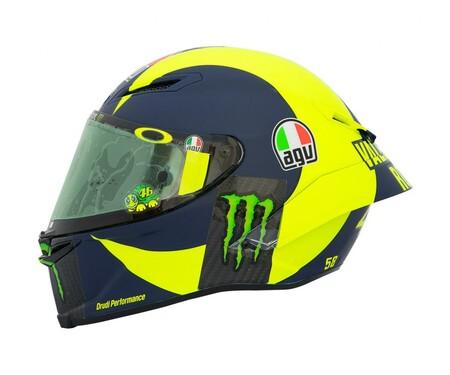 Valentino Rossi AGV Pista GP R Soleluna 2018