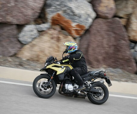 BMW F 750 GS Test 2018