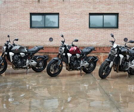 Honda CB 1000 R 2018 Test