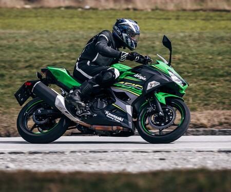 Kawasaki Ninja 400 Test auf der Landstraße