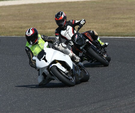 1000PS Bridgestone Trackdays Pannoniaring - August 2018 | Gruppe 2 Grün Tag 1