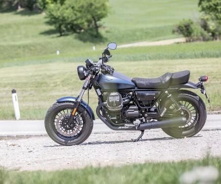 1000PS Bobber Vergleichstest - Moto Guzzi V9 Bobber