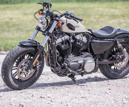1000PS Bobber Vergleichstest - Harley Davidson Sportster Forty-Eight