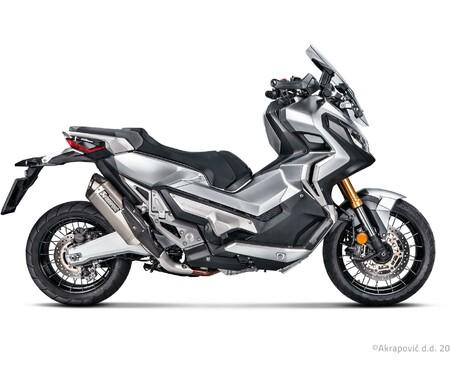 Akrapovic Slip-On für den Honda X-ADV