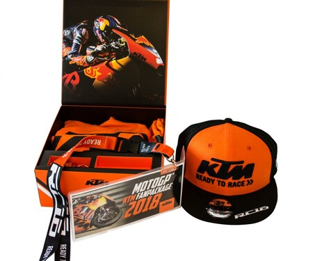 KTM Fan Package für Spielberg
