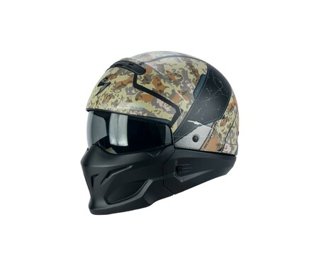 Scorpion Combat Opax Helm