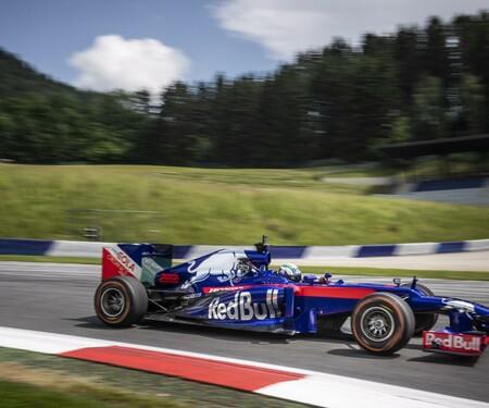 Dani Pedrosa und Tony Cairoli im Formel 1-Fieber