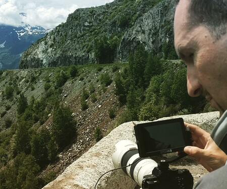 Behind the scenes - MOTORRAD Alpenmasters