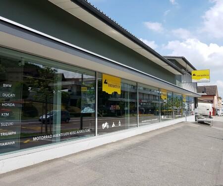 Touratech eröffnet Flagship Store in der Schweiz
