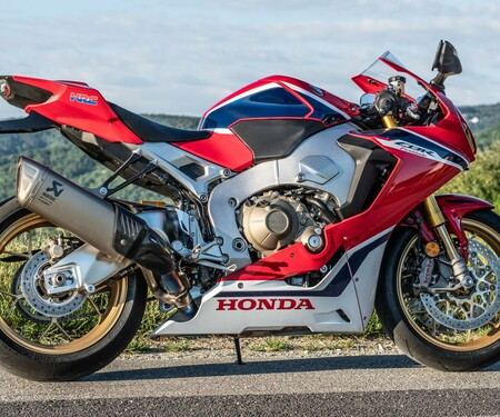 Honda CBR 1000 RR Fireblade SP Dauertest NastyNils