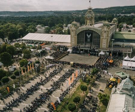 Harley Davidson feiert 125 Jahre bestehen