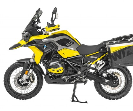 Die Touratech World Travel Edition