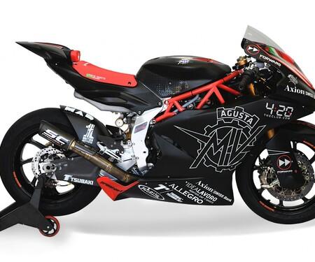 MV Agusta kehrt in die Moto2 zurück