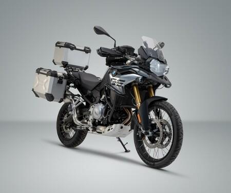SW-MOTECH Zubehör für Abenteuer aller Art mit der BMW F 850 GS