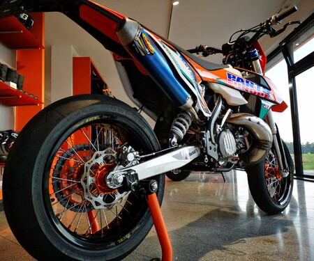 KTM 300 EXC 2 Takt Supermoto Umbau 1000PS Edition