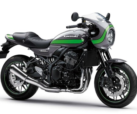 Neue Farben für 2019 Kawasaki Modelle