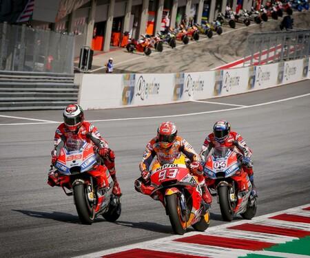 Traum-Kulisse bei Lorenzo-Sieg beim MotoGP von Österreich 2018