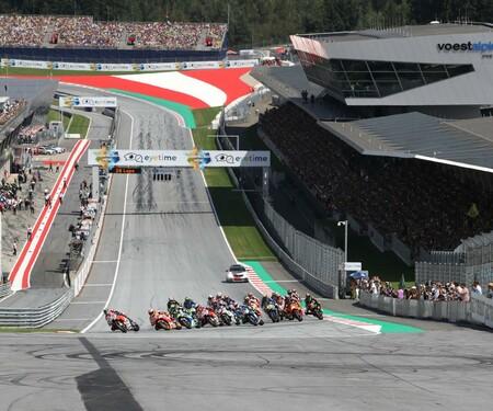 Vor dem MotoGP ist nach dem MotoGP!