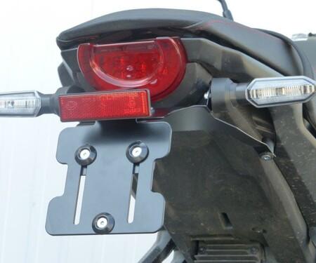 THURN Motorsport Kennzeichenhalter für die Honda CB1000R
