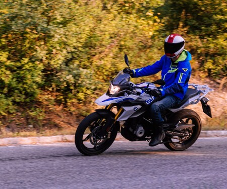 BMW G 310 GS Test