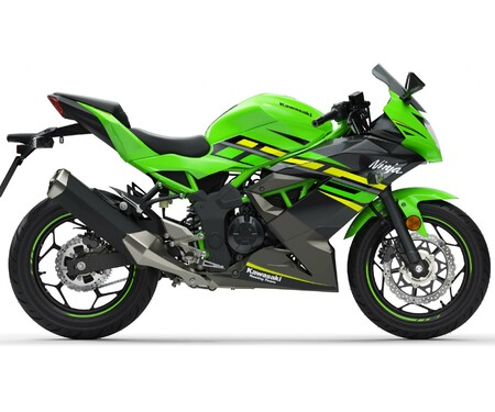 Kawasaki Ninja 125 und Z125 2019