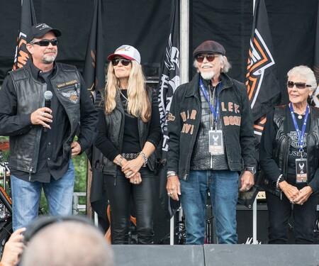 Harley-Davidson feiert seinen 115. Geburtstag