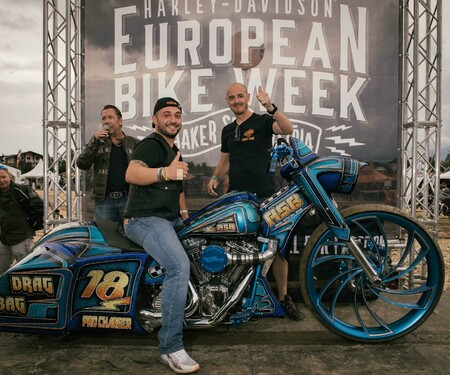 European Bike Week 2018 - IT'S HARLEYWOOD