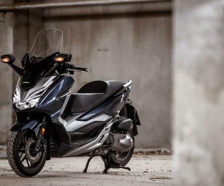 Honda Forza 300 Langzeit-Test