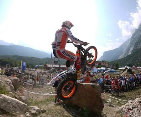 Trial GP Italien 2018