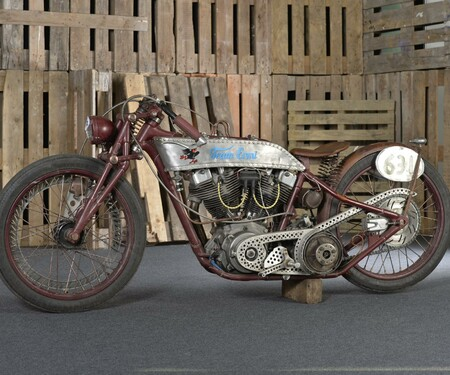 Hungarian Style - Harley Custom Bike