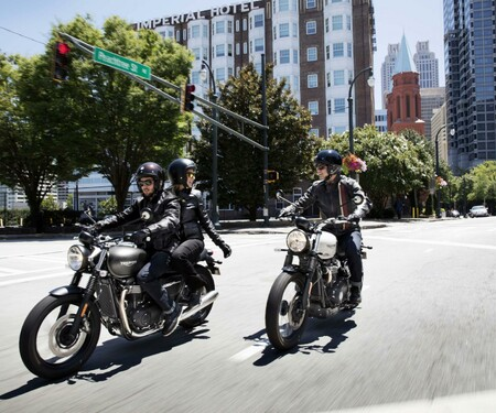 Triumph Street Scrambler und Street Twin 2019