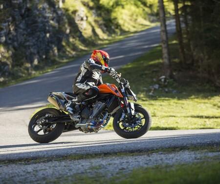 KTM 790 Duke Pikes Peak Experience