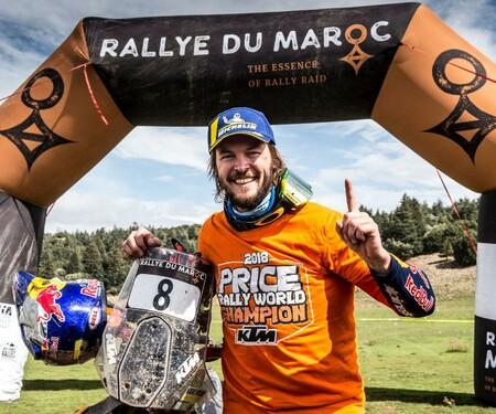 KTM und Price gewinnen FIM-Cross-Country-Rallies WM 2018