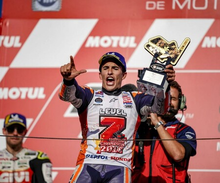 MotoGP Montegi 2018 - Marquez ist Weltmeister!