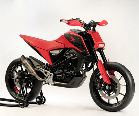 Honda CB125 X / CB125M Concept 2019