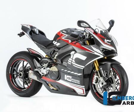 Ilmberger Carbonparts für Ducati Panigale und BMW R nineT