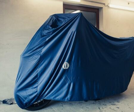 Motorrad einwintern Deluxe + Wunderlich BMW GS-Zubehör