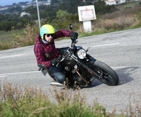 Triumph Street Twin 2019 Test