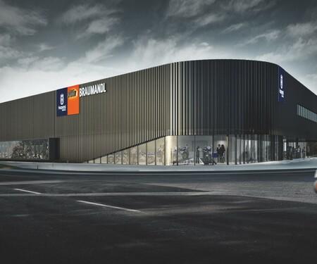 Braumandl Motorrad Flagshipstore Wels - Eröffnung