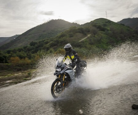BMW F 850 GS Adventure Test 2019