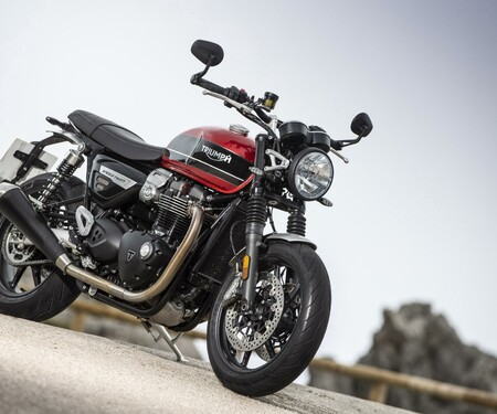 Triumph Speed Twin 2019 Test