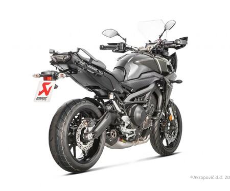 Akrapovic Auspuffanlage für Yamaha MT-09 Familie